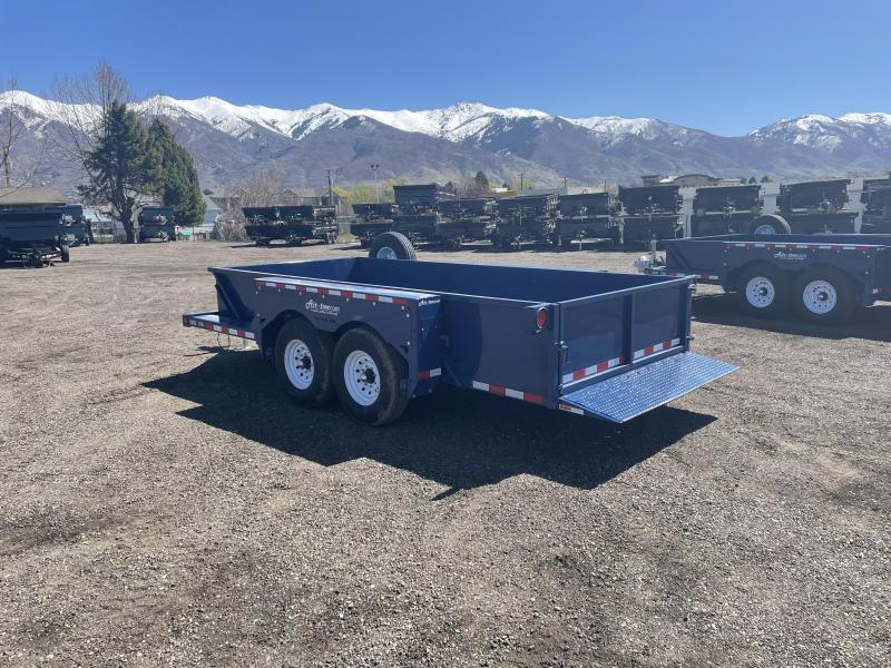 2021 Air Tow UT16-10 Tandem Axle Equipment Trailer