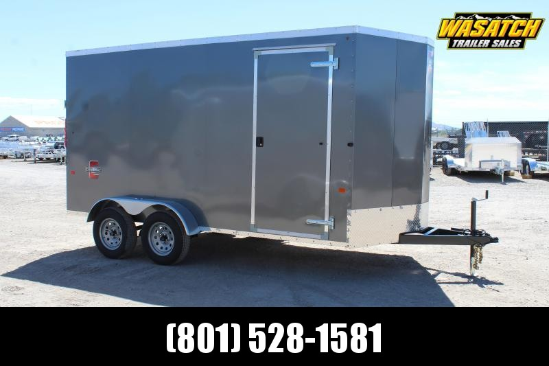Charmac Trailers 7x14 Atlas Enclosed Cargo Trailer
