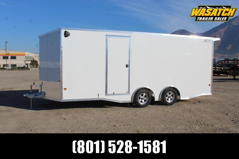 EZ Hauler 85x20 Aluminum Car / Racing Trailer