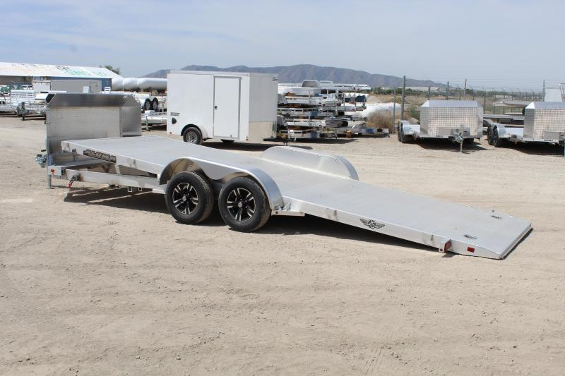 "***Aluma 82""X20' Anniversary Tilt Car / Racing Trailer***"