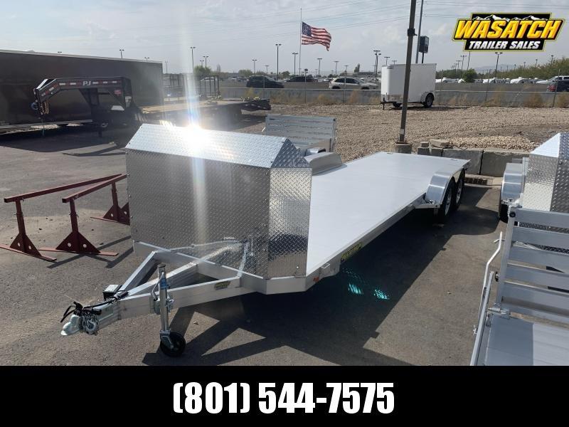 "Aluma 6'10""x24 (8224H) Aluminum Utility"