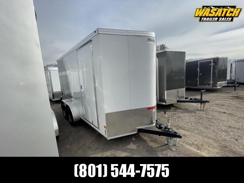 Haulmark 7x14 Transport Enclosed Cargo w/ UTV Pkg
