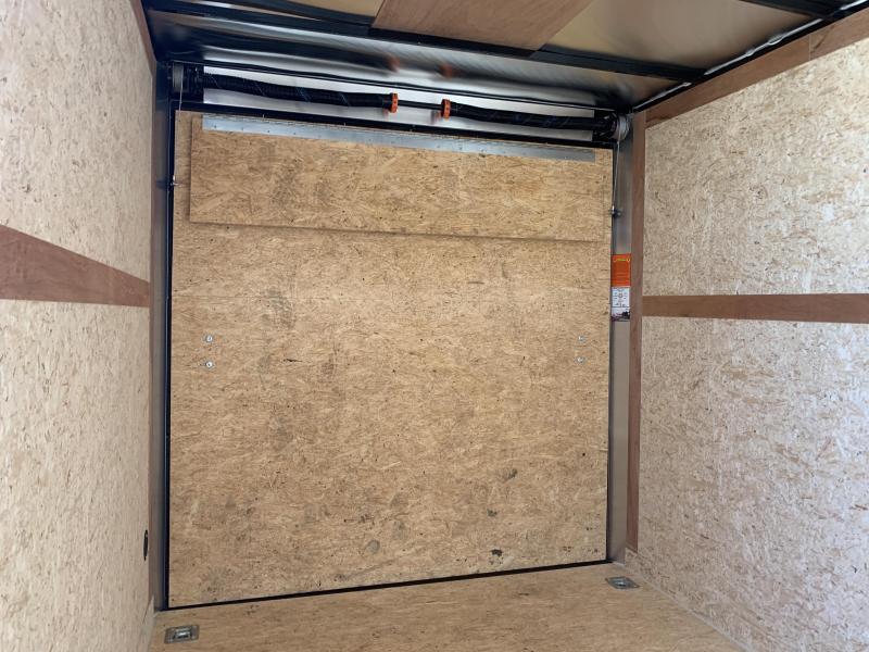 Haulmark 7 x 12 Passport Deluxe Enclosed Cargo w/ Ramp