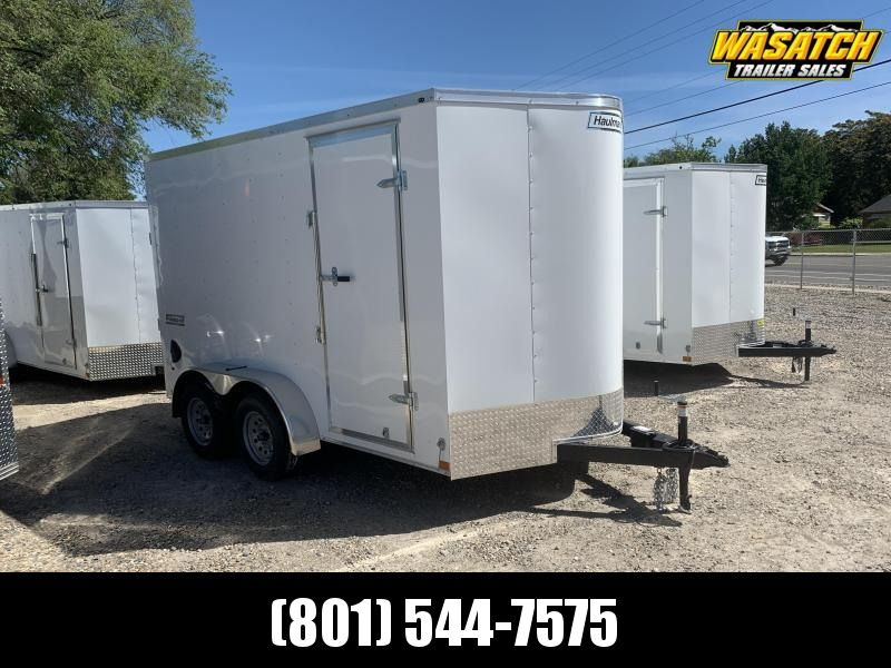 Haulmark 7 x 12 Passport Deluxe Enclosed Cargo w/ Ramp