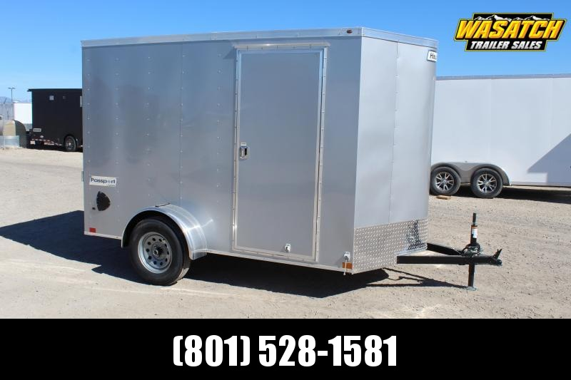 Haulmark 6x10 Passport Deluxe Enclosed Cargo Trailer