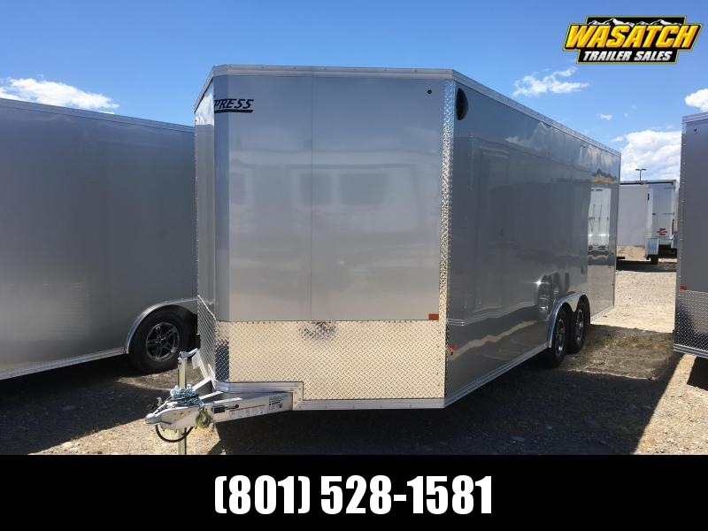 High Country 8x20 Xpress Enclosed Aluminum Car / Racing Trailer