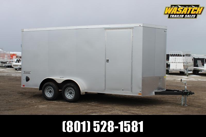 Haulmark 7x14 Transport Enclosed Cargo Trailer
