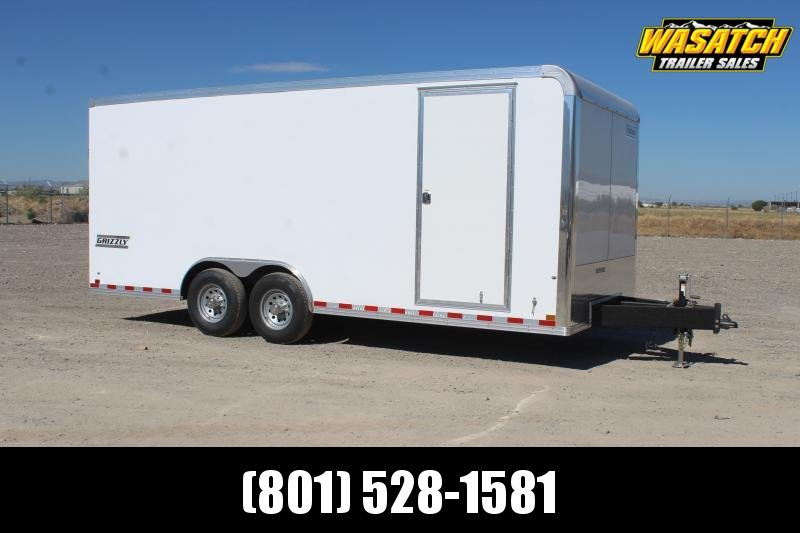 Haulmark 85x20 Grizzly HD Enclosed Cargo Trailer