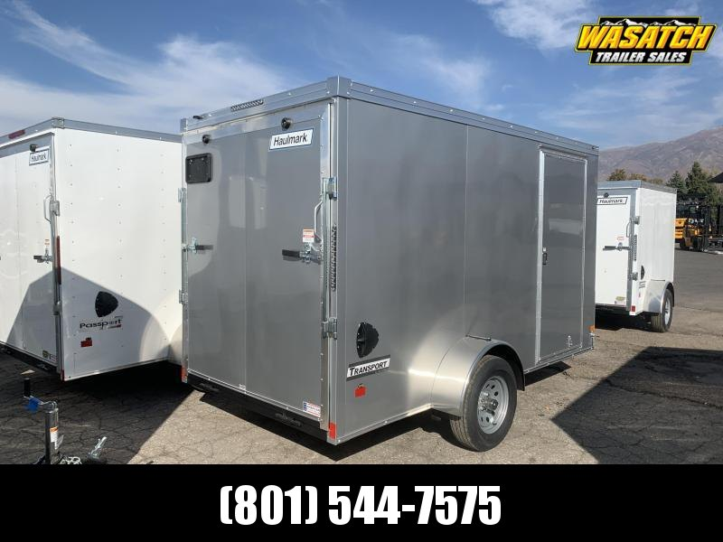 Haulmark - Transport - 6x12 - Enclosed Cargo Trailer