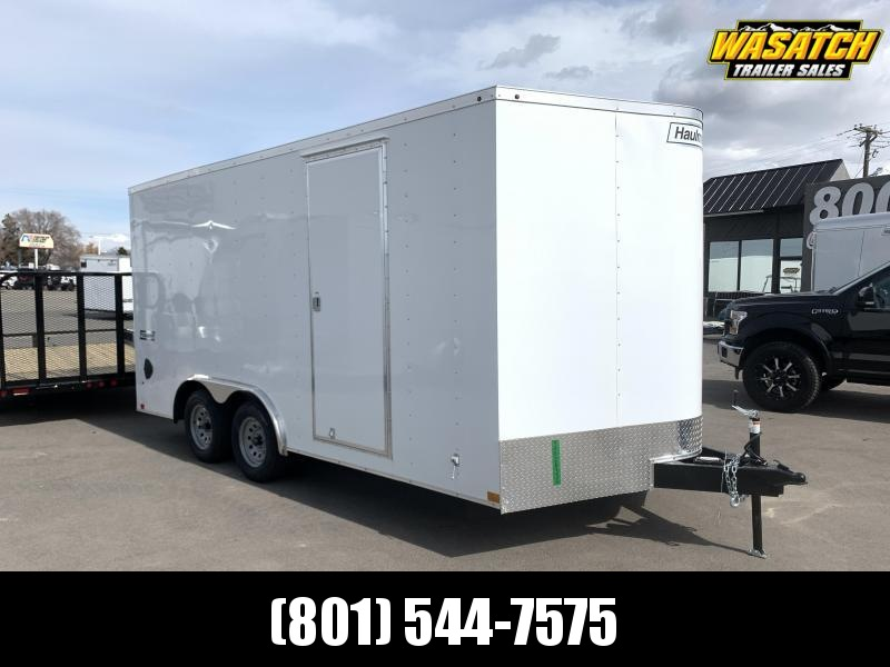Haulmark 8.5x16 Passport Deluxe Enclosed Cargo