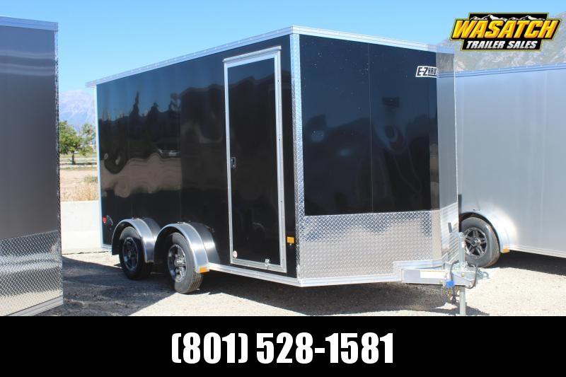 ALCOM 7.5x14 Ezhauler Aluminum Enclosed Cargo Trailer