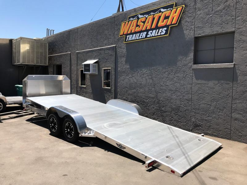 2020 Aluma 8220 Tilt A Car / Racing Trailer