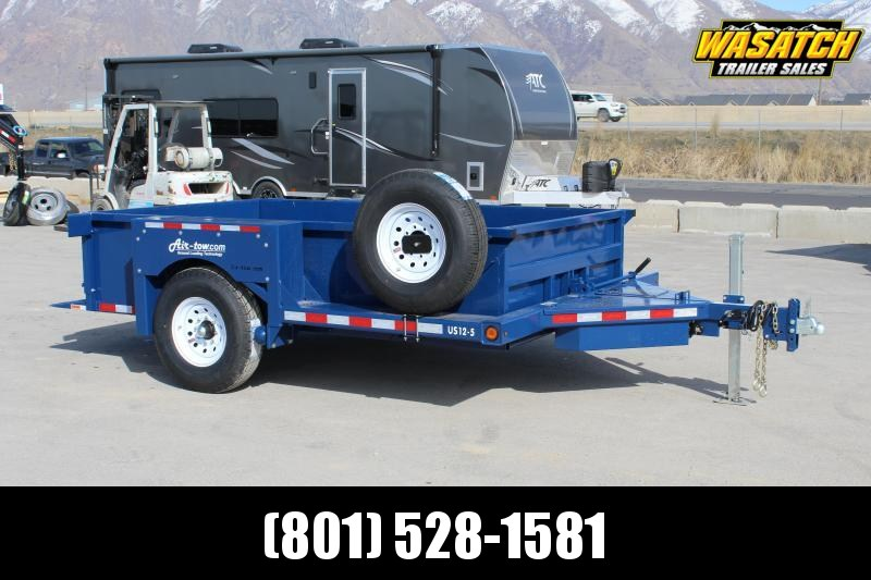 Air Tow US 12-55 Equipment Trailer