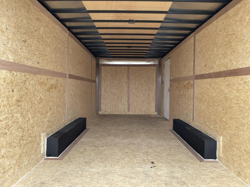 Haulmark 8x20 Heavy Duty Commercial Grizzly Enclosed Cargo Trailer