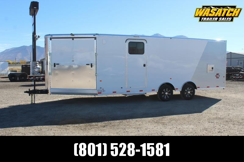 2021 Charmac Trailers 85x28 Tri Sport Enclosed Cargo Trailer