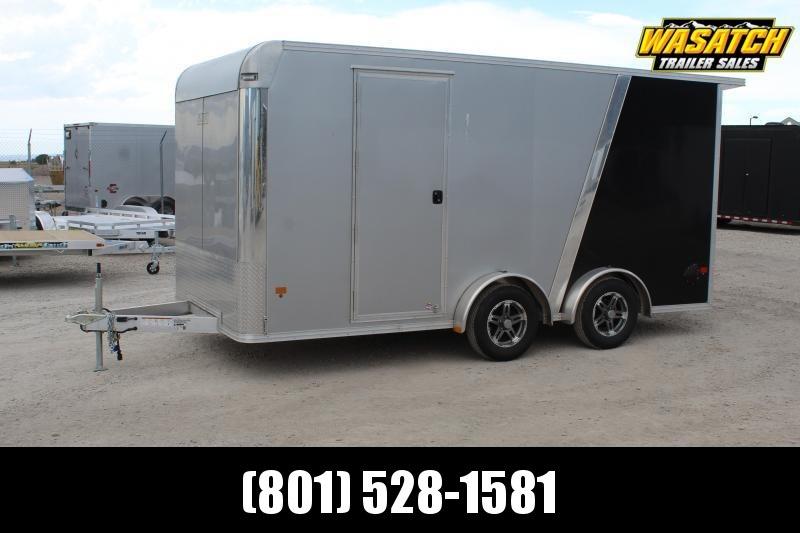 EZ Hauler 7.5x16 Aluminum Enclosed Cargo Trailer