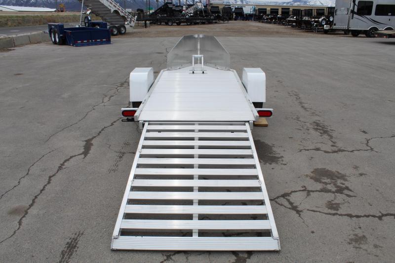 Aluma MC10 Aluminum Utility Trailer