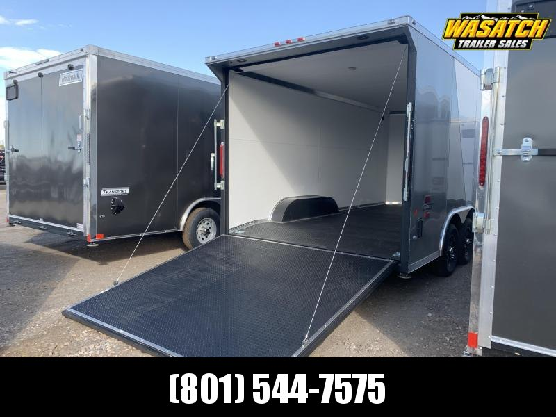 Charmac 100x18 Stealth Enclosed Cargo