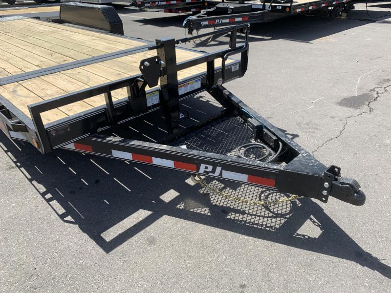 """PJ 18' - 6"""" Channel Equipment Tilt (T6)"""