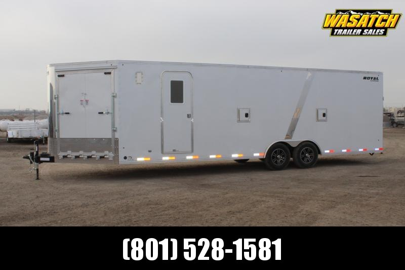 Southland Trailers 85x30 Royal Snowmobile Trailer