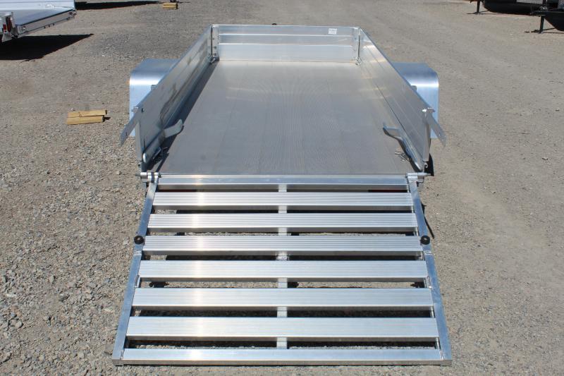 Aluma 5410 Aluminum Utility Trailer