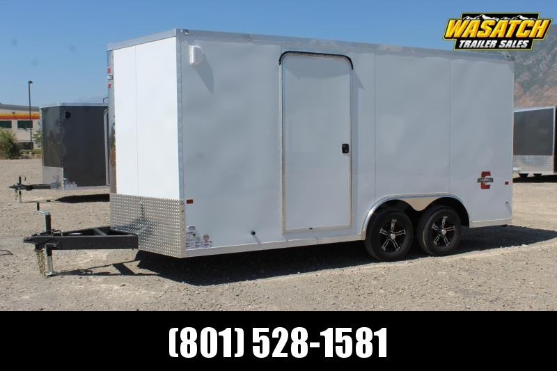 Charmac Trailers 85x16 Stealth Enclosed Car / Racing Trailer