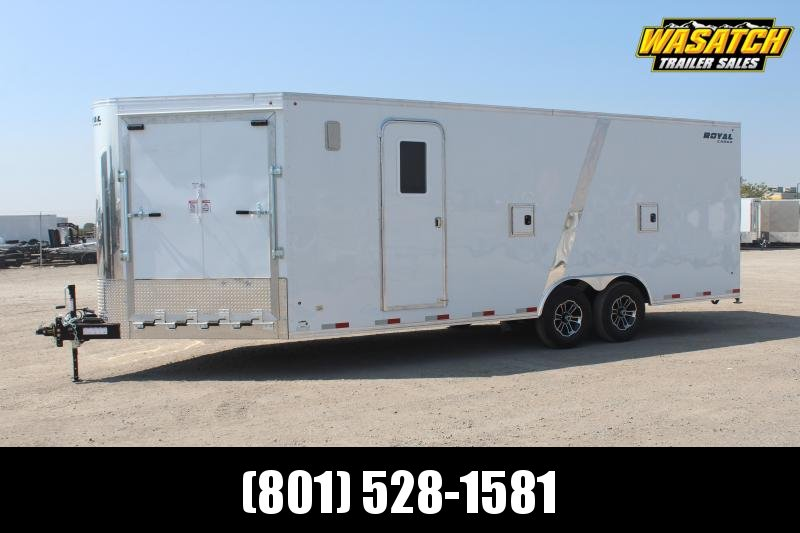 Southland Trailers 85x26 Royal Snowmobile Trailer