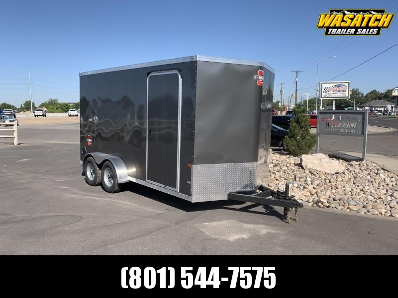 Charmac 7x14 Stealth Enclosed Cargo w/ UTV Pkg