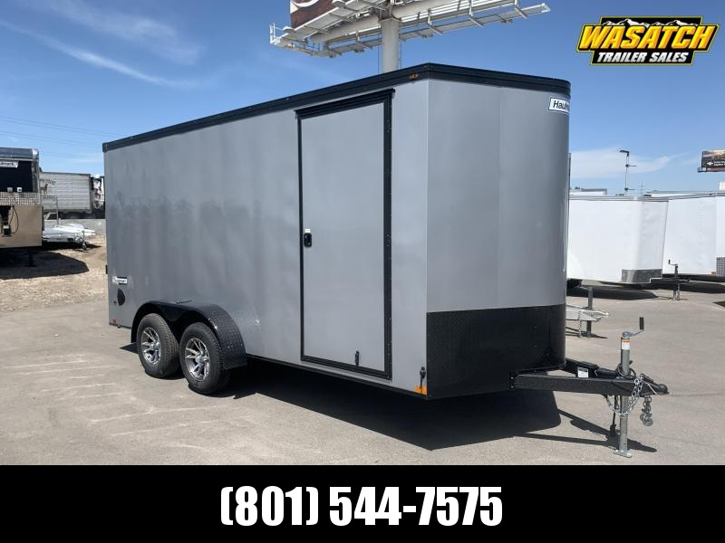 Haulmark 7x16 Transport Cargo w/ UTV Package