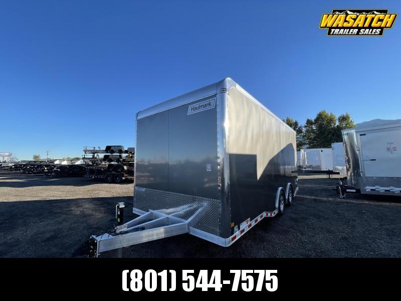 Haulmark - 8.5x20 - EdgeALX - Aluminum - Enclosed Cargo / Car / Racing Trailer