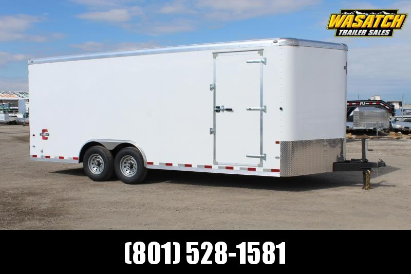 Charmac Trailers 85x20 Commercial Duty Enclosed Cargo Trailer