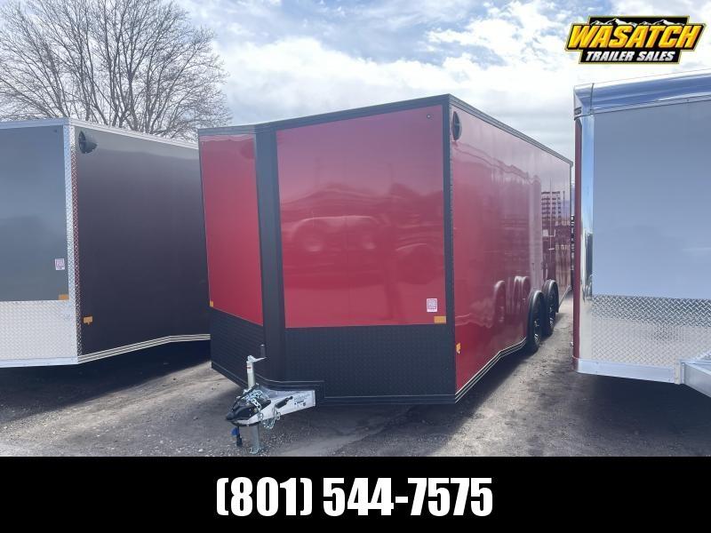 8.5x22 Stealth Aluminum Enclosed Cargo