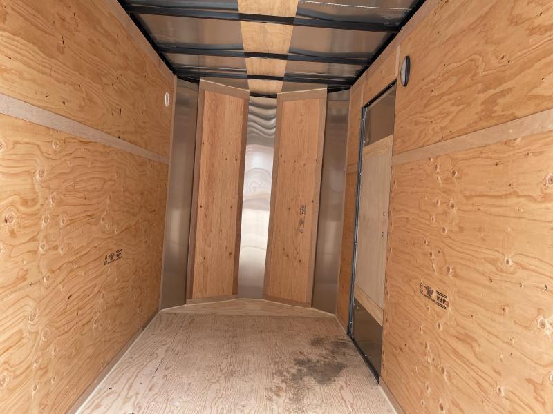 2021 Mirage Trailers 5x10 Xpres Enclosed Cargo Trailer