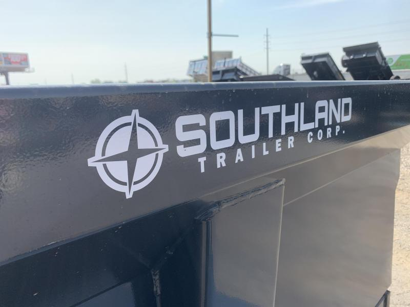 Southland 7x14 16k Tandem Dump