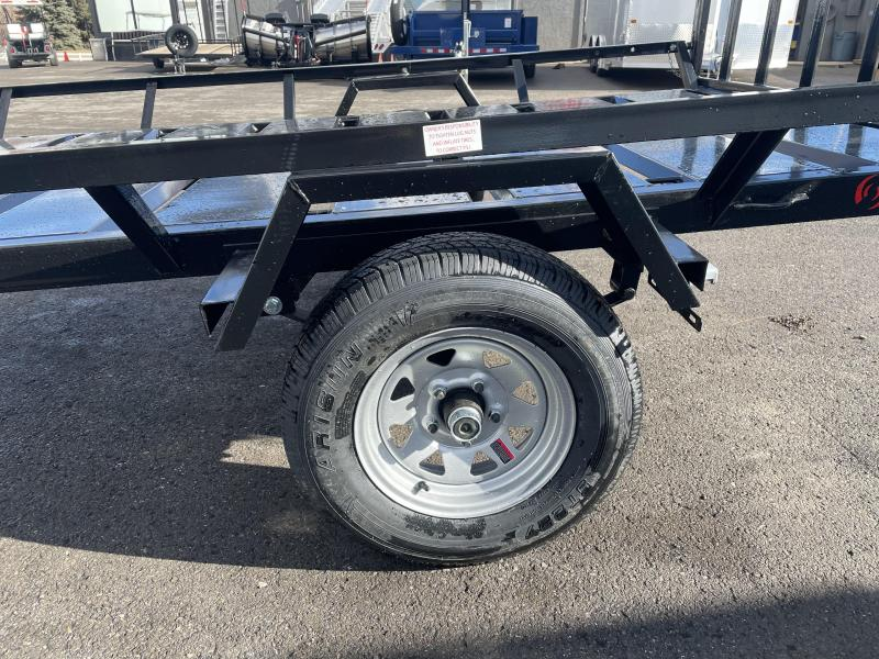 "Echo 5'3""x9' Elite (EE-9-13) ATV / UTV / Utility Trailer"