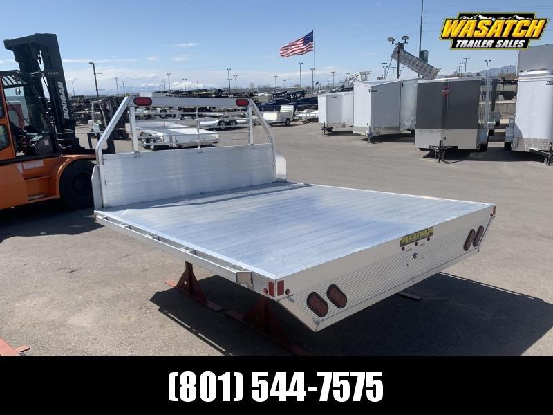 Aluma 96x106 Aluminum Truck Bed