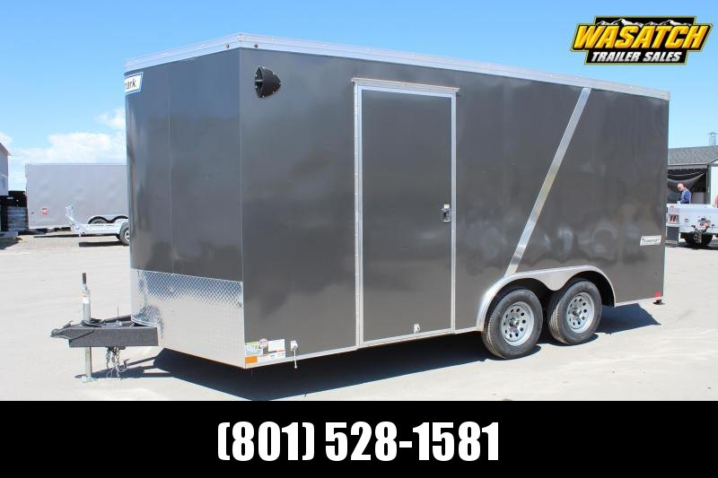 Haulmark 85x16 Transport Enclosed Cargo Trailer