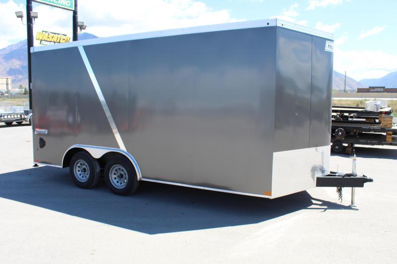 Haulmark 85x16 Transport Enclosed Car / Racing Trailer