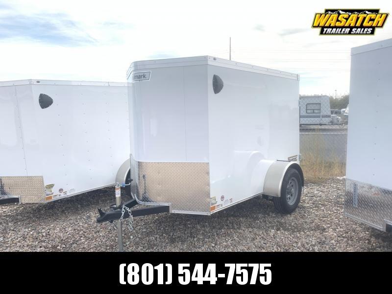 Haulmark 5x8 Transport Enclosed Cargo w/ Barn Doors