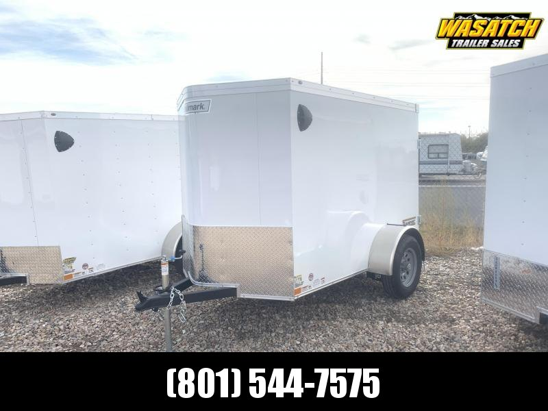 Haulmark 5x8 Transport Enclosed Cargo w/ Barn Doors
