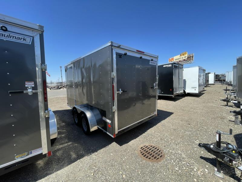 Haulmark 7x14 Passport Deluxe Enclosed Cargo Trailer