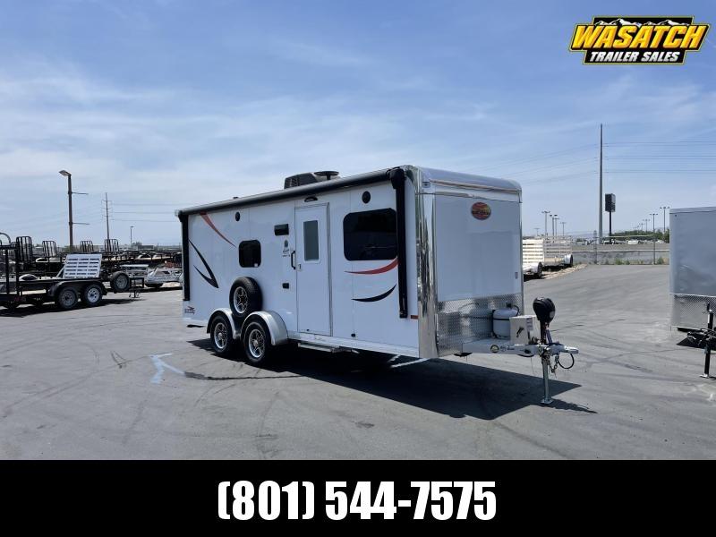 Sundowner 7x20 Trail Blazer Camper Trailer Living Quarter RV