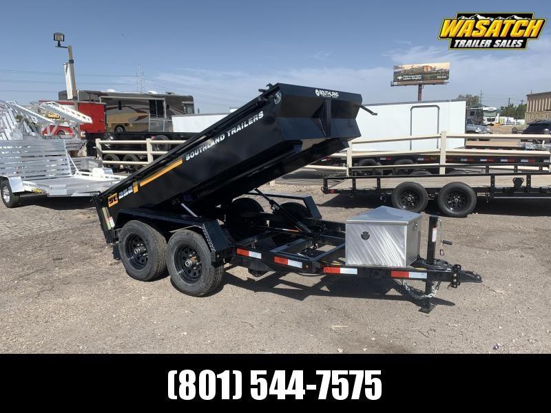 Southland 5x10 Tandem 52k Axle Dump