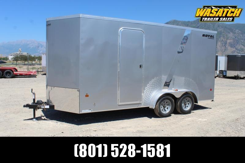 ***Southland Trailers 7x16 Royal Enclosed Cargo Trailer***