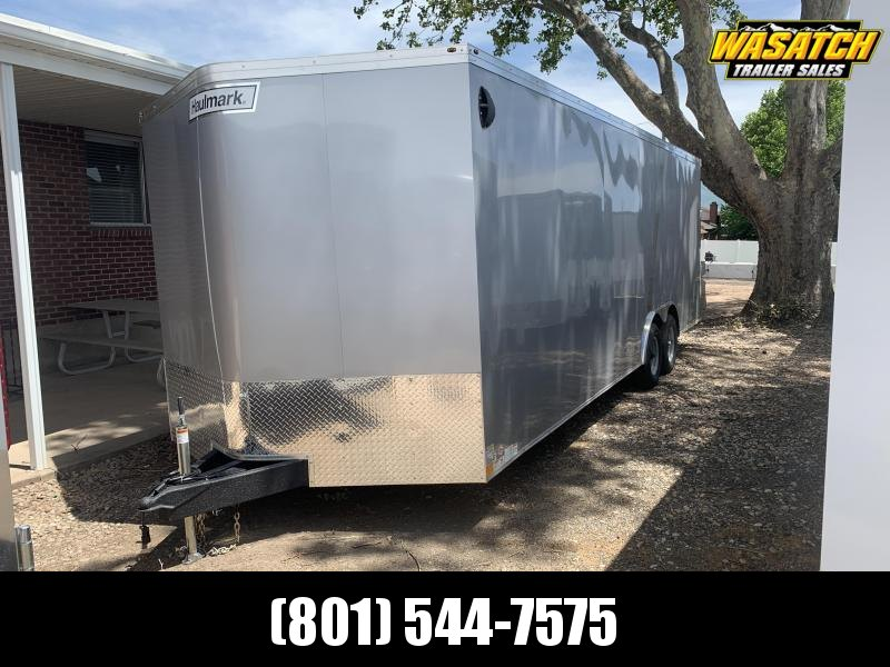 Haulmark 8.5x24 Transport Car / Racing Trailer