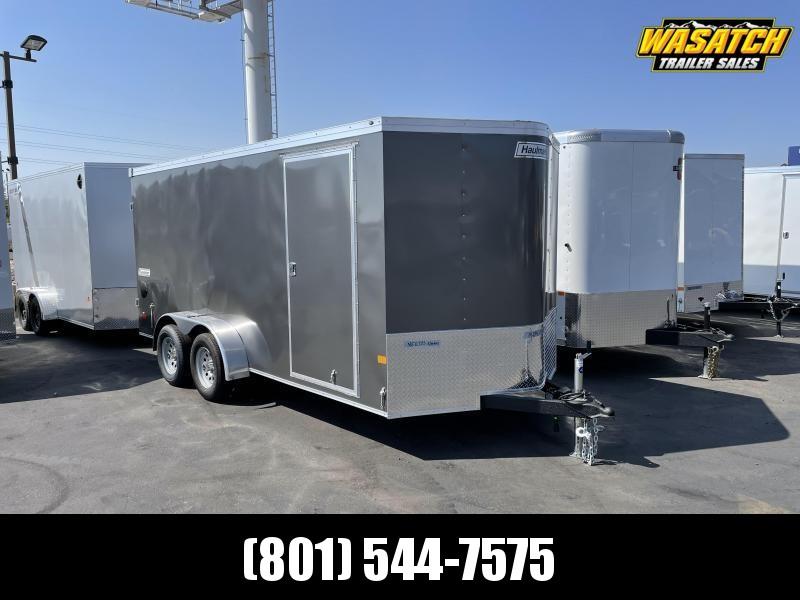 Haulmark - 7x16 - Transport - Tandem 3.5k - Enclosed Cargo Trailer