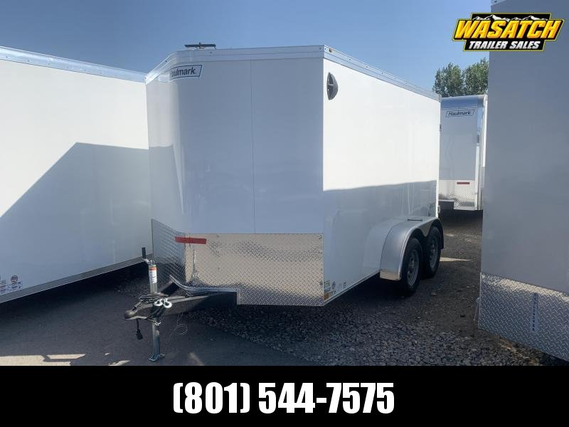 Haulmark 7x12 Transport Enclosed Cargo