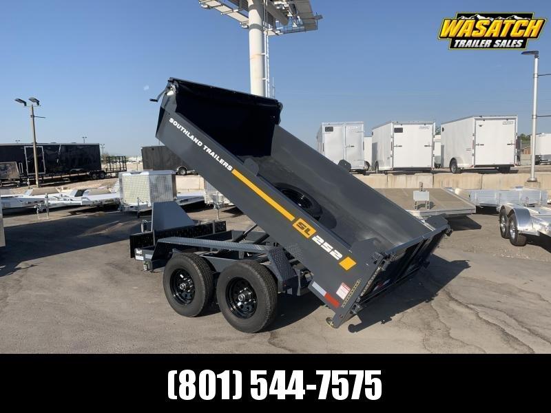 Southland 6x10 Tandem Dump w/ 3500 lb Axles