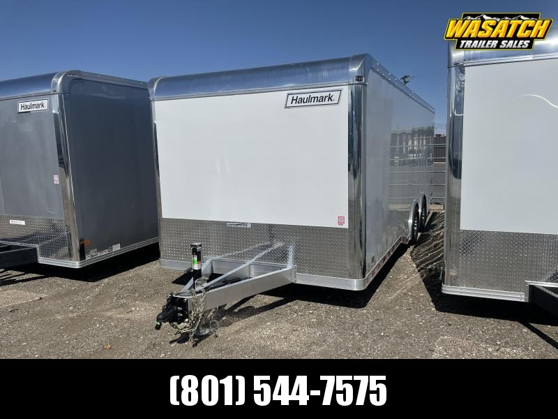 Haulmark 8.5x24 Edge ALX Aluminum Enclosed Cargo / Racing Trailer