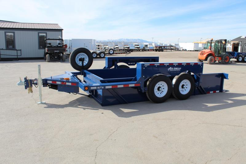 Air Tow UT16-12 Equipment Trailer